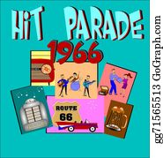 Parade - Hit Parade 1966 Background