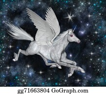 Beautiful-Unicorn - Pegasus