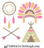 Apache - American Indian Set