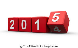 2014-Happy-New-Year-Box - Red Cubes 2015