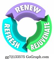 Therapy - Renew Refresh Rejuvenate Words New Change Better Improvement