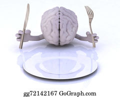 Utensils - The Brain With Hands And Utensils