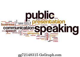Public-Speaking - Public Speaking Word Cloud