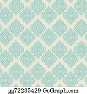Classic-Victorian-Pattern - Seamless Background