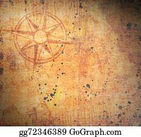 Treasure - Old Treasure Map