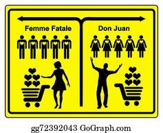 Playboy - Femme Fatale And Don Juan