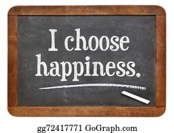 Positive - I Choose Happiness