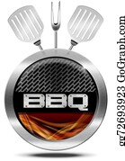 Utensils - Bbq Symbol - Barbecue Icon