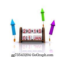 Calendar-For-January-2014 - 2016