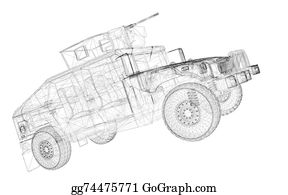 Tow-Truck - Military Vehicle