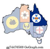 Australia - Queensland On Map Of Australia