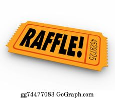 Cash-Prize - Raffle Ticket Word Enter Contest Winner Prize Drawing