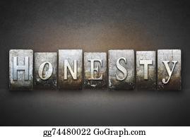 Honesty - Honesty Letterpress