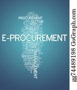 Vendor - Word Cloud E-Procurement
