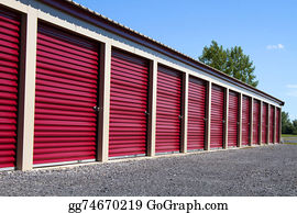 Self-Storage - Mini Self Storage Rental Units