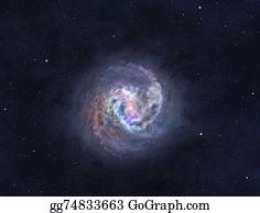 Lane - Spiral Galaxy