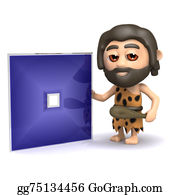 Ice-Age - 3d Caveman Invents A Square Dvd