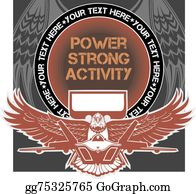 Military-Eagle-Emblem - Military Emblem - Vector Illustration
