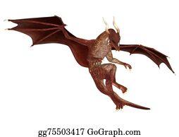 Horned-Lizard - Red Dragon