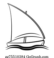 sport fishing boat clip art royalty free gograph