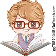 Boy-Reading - Kid Boy Book Student