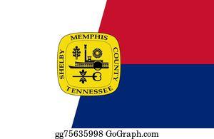 Memphis - Memphis Flag