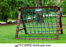Obstacle-Course - Rope Course