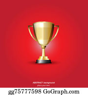 Bowling-Trophy - Gold Trophy