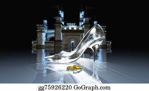 Shoes - Cinderella Castle