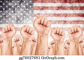 Labor-Union - Usa Labour Movement, Workers Union Strike