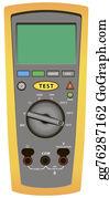 Electric-Meter - Digital Megohm Meter