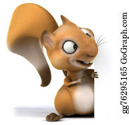 Squirrel - Fun Squirrel