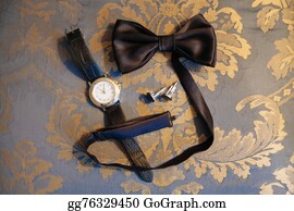 Bow-Tie - Bow Tie And Handcuffs