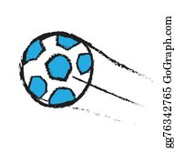 Funny-Toy-Train - Doodle Soccer Ball