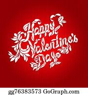 Unusual-Valentine - Valentines Day Floral Typography