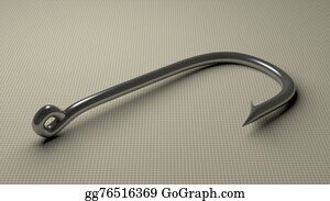 Impale - Steel Fish Hook