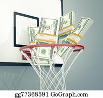Basketball-Hoop - Sport And Money