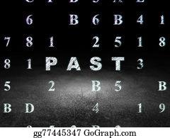 Changing-Rooms - Timeline Concept: Past In Grunge Dark Room