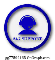 Fast-Forward - 24-7 Support Icon