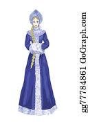Granddaughter - Snow-Maiden