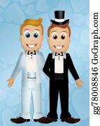 Same-Sex-Wedding - Couple Same Sex