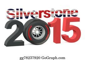 Formula-1-Racing-Car - F1 Formula 1  Silverstone 2015 Concept