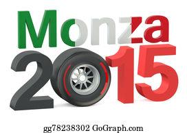 Formula-1-Racing-Car - F1 Formula 1 Italy Grand Prix In Monza 2015