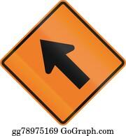 Roadworks - Keep Left In Canada