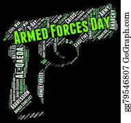 Armed-Forces - Armed Forces Day Means Military Service And American