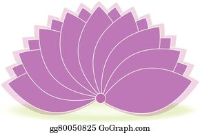 Golden-Lotus-Flower-Logo - Pink Lotus Logo