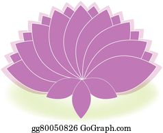 Golden-Lotus-Flower-Logo - Lotus Symbol Flower Logo Vector