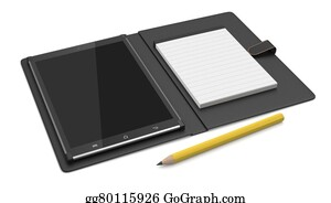 Pencil-Case - Tablet Cover