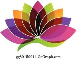 Golden-Lotus-Flower-Logo - Lotus Flower Logo