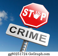 Neighborhood-Watch - Stop Crime Sign